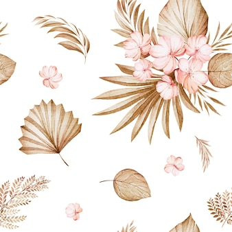 Fondo de temática floral