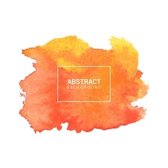 Fondo de textura abstracta acuarela pintada a mano