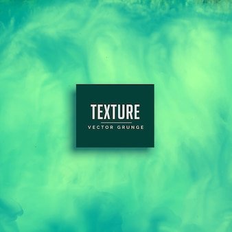 Fondo de textura abstracta de acuarela verde