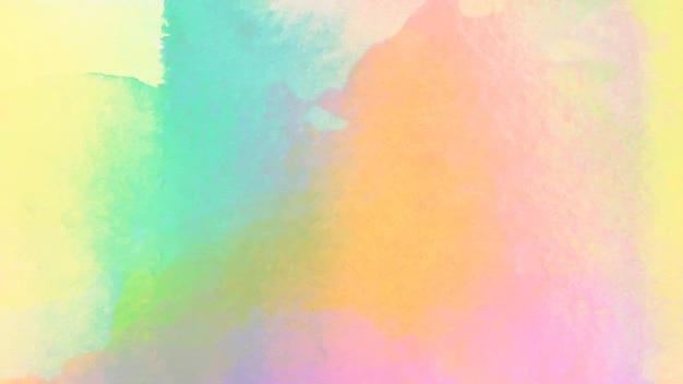 Fondo de textura de acuarela abstracta