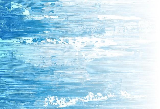 Fondo de textura de acuarela azul elegante