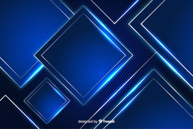 Fondo de textura azul metálico abstracto