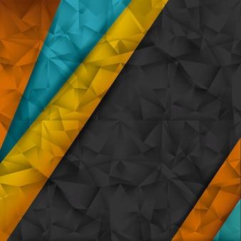 Fondo de textura colorida