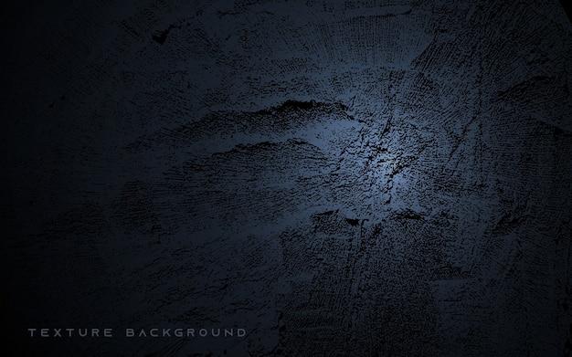 Fondo de textura degradado abstracto negro