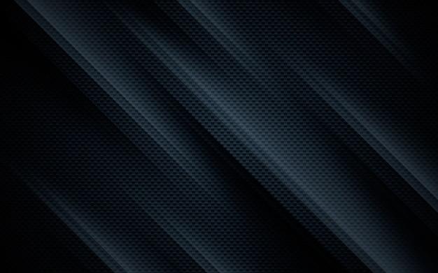 Fondo de textura ligera abstracta negra