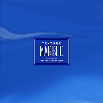 Fondo de textura de mármol azul con estilo