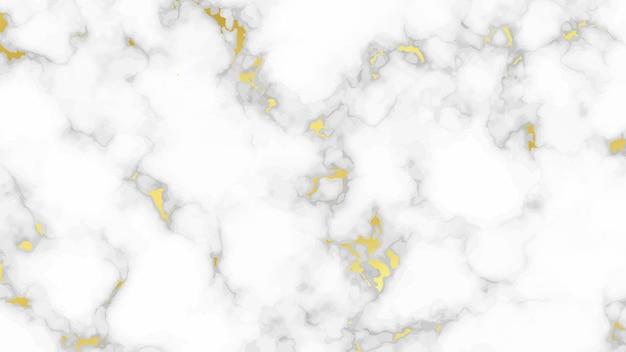 Fondo de textura de mármol dorado. telón de fondo abstracto de piedra de granito de mármol. ilustración vectorial