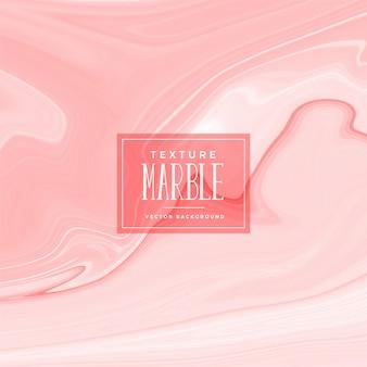 Fondo de textura de mármol líquido rosa