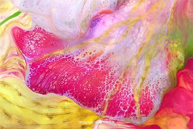 Fondo de textura de mármol de pintura