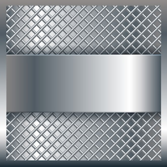 Fondo de textura de metal