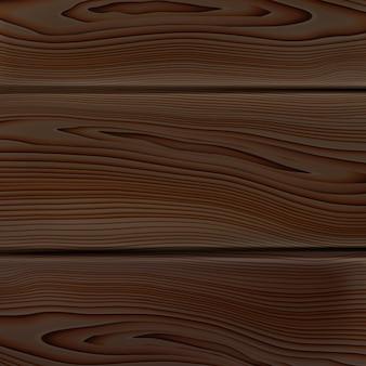 Fondo, textura de tablones de madera naturales realistas en el estilo vintage.