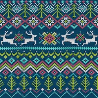 Fondo con textura de tejido para invierno