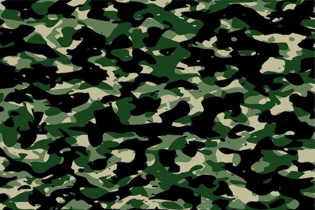 Fondo de textura de tela de ejército de camuflaje militar