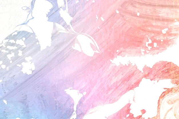 Fondo texturizado pintura colorida abstracta del vector