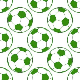 Fondo transparente de balón de fútbol