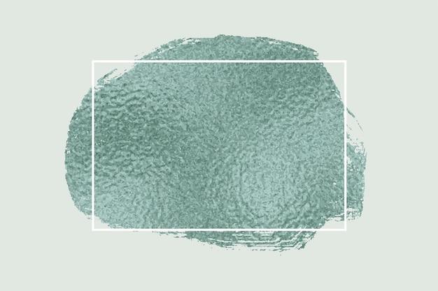 Fondo de trazo de pincel de textura de hoja