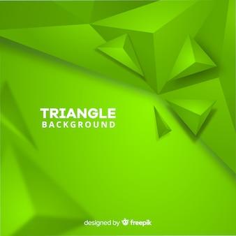Fondo con triángulos