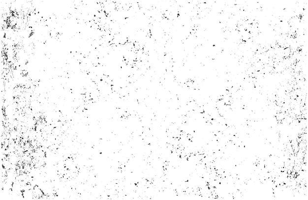 Fondo de vector abstracto monocromo grunge con textura
