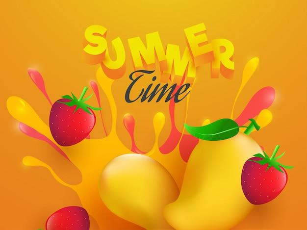Fondo de verano