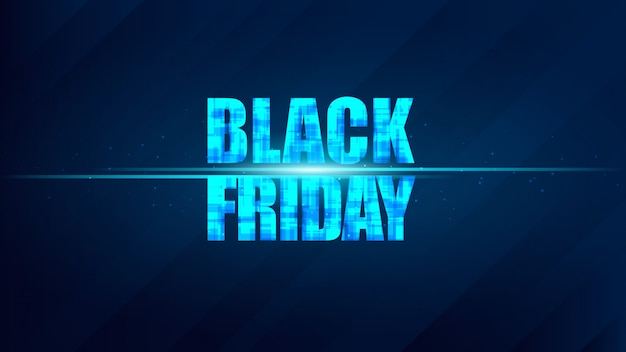 Fondo de viernes negro