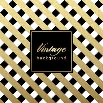 Fondo vintage diagonal