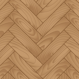 Fondos inconsútiles del piso de entarimado de madera, ejemplo del vector.