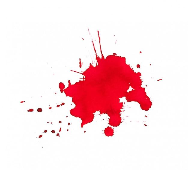 Forma abstracta de tinta. flujo húmedo, manchas artísticas, textura de manchas de acuarela