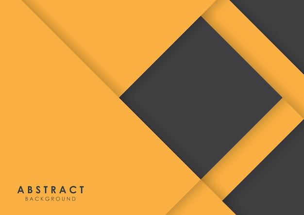 Forma dinámica de fondo abstracto