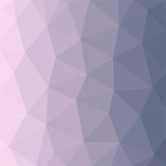Formas geométricas de fondo abstracto poli baja