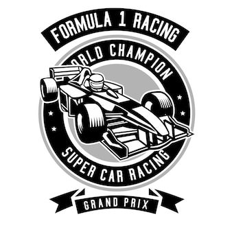 Fórmula 1 racing