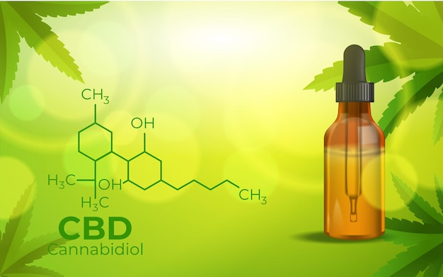 Fórmula química de cbd, cultivo de marihuana, cannabinoides y salud