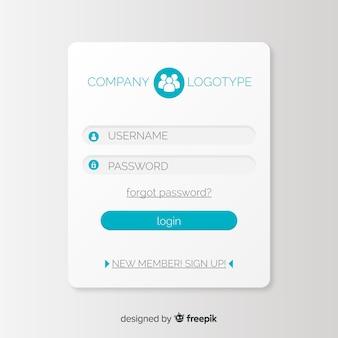 Formulario de registro online