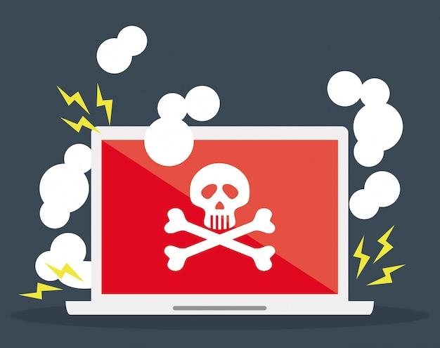 Fraude digital y diseño de hacking.