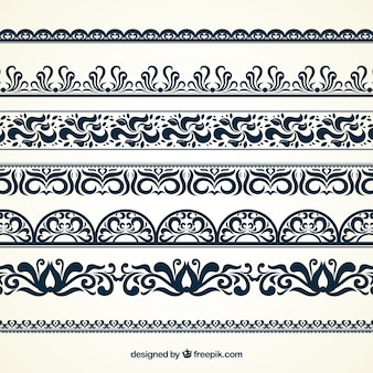Fronteras ornamentales