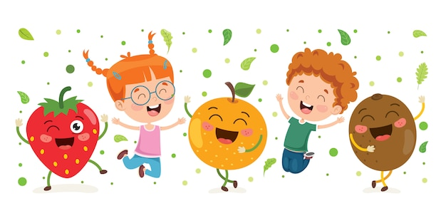 Frutas frescas para una alimentación saludable