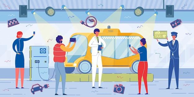 Fuentes de energía alternativas transporte ecológico.