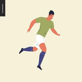 Futbol europeo futbolista