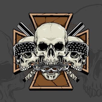 Gángster cráneo