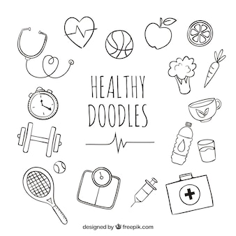 Garabatos saludables