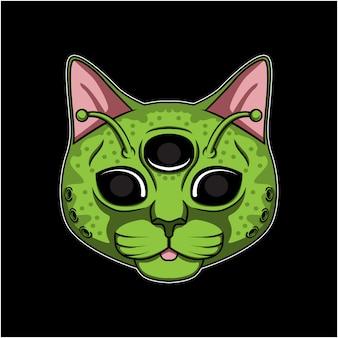 Gato alienígena