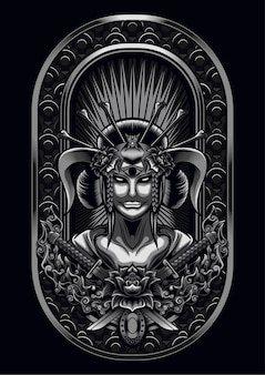 Geisha malvada