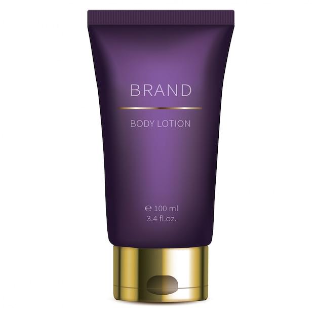 Gel cosmético nocturno para el cuidado de la piel de los ojos.