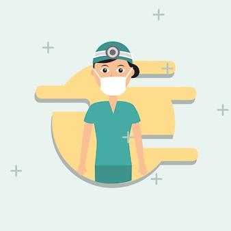 Gente profesion medica