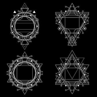 Geometría sagrada antigua