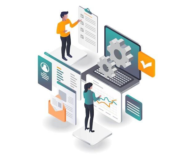 Gestión de la configuración del desarrollo empresarial