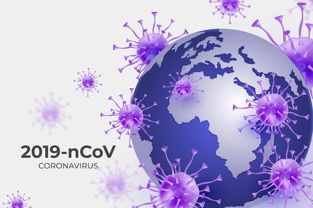 Globo coronavirus