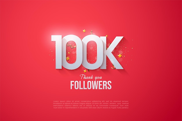 Gracias a los 100k seguidores