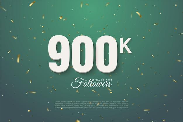 Gracias 900k seguidores