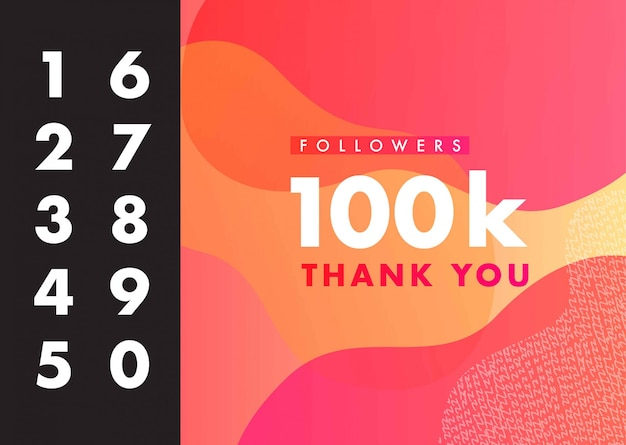 Gracias por los seguidores, felicidades.