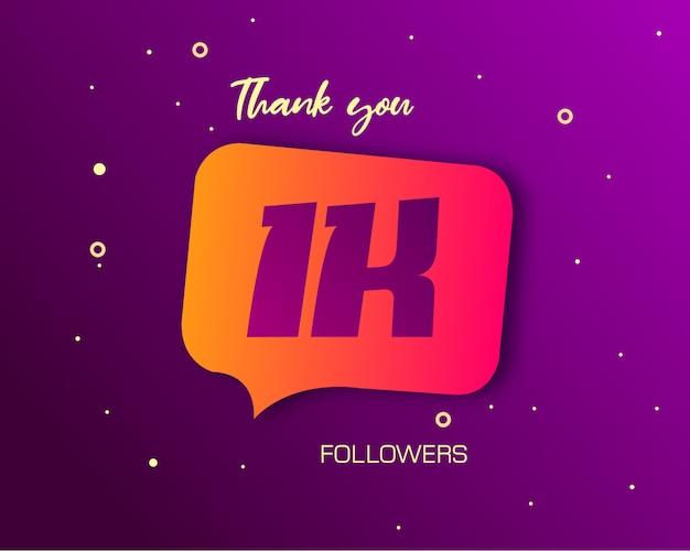 Gracias seguidores